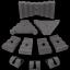 Vendo 2 set de Aural X-panders AURALEX