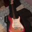 Fender SQ stratocaster vintage modified