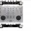 Se vende equipo de sonido.consola hercules y 5 micros mark