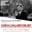 Masterclass GUITARRA por JOSÉ MARIA GALLARDO DEL REY en MADRID 22 NOV.