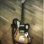 Fender Japan Special Edition Jaguar Thinline Sunburst