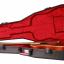 Estuche rígido Gator GPE-Dread-TSA terciopelo rojo