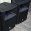 Se venden 2 cajas EV SXA360