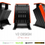 Mueble Rack 'V2 Design' 1-4 Módulos