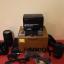 Nikon D5000 + objetivos + extras