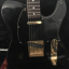 Fender Telecaster TLG 80-55 ´89 All Black Beauty Gold