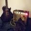 Fender Champ 1973 + 2x12 + ProCo Rat LOTE