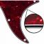Reservado*Golpeador stratocaster 4 capas rojo tortoise