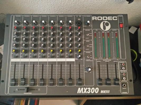 Rodec mx300 mk3
