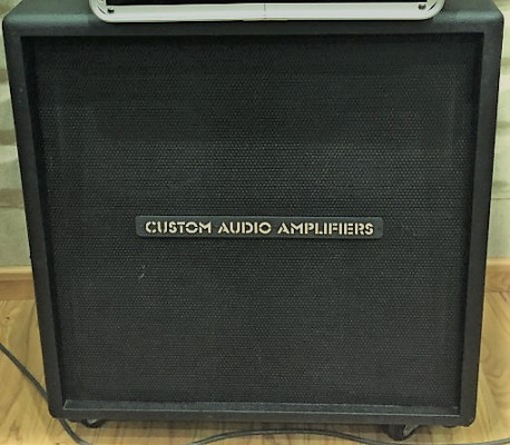 Cambio o Vendo  4x12 Custom Audio Electronic CAE