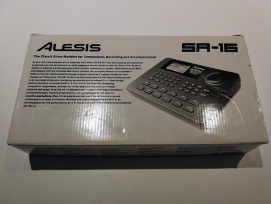Caja de ritmos Alesis SR-16 (Envío incluido)