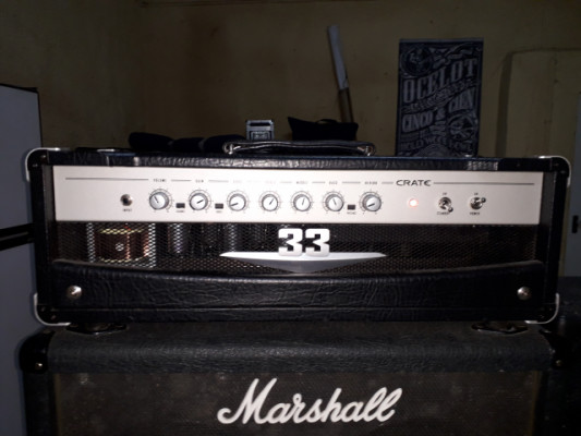 Cabezal Crate V33