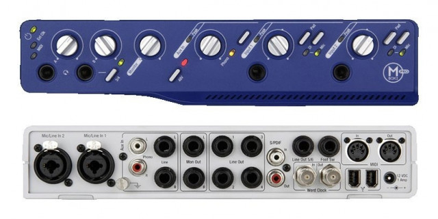Interfas de audio digidesing mbox2 pro