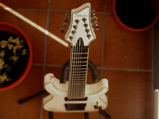 Guitarra de 8 CUERDAS Schecter Blackjack ATX C-8