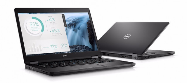 "Portátil Dell Latitude 14"" intel i5 quadc0re 8-32GB NVMe"