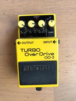 TURBO OVER DRIVE OD-2