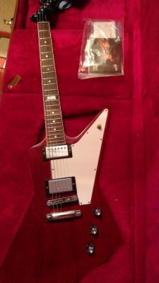 REBAJA SOLO ESTA SEMANA!!!Gibson Explorer 120th anniversary