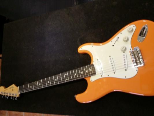 Fender Stratocaster made in Japan 93/94 Orange Capri