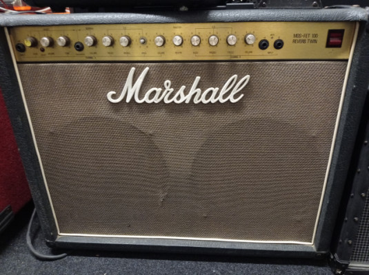 Marshall mosfet reverb twin