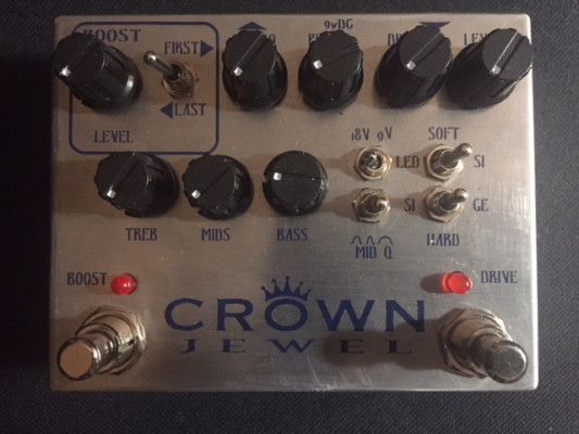 BYOC Jewel Crown
