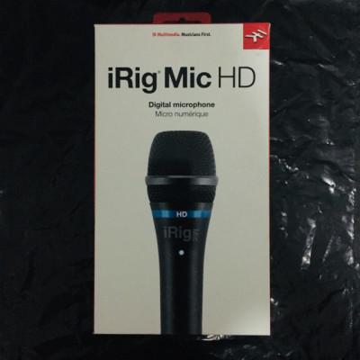 Micrófono iRig HD Mic Nuevo. Envío incluido.