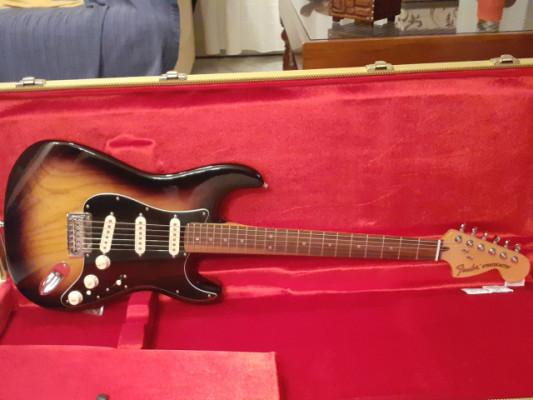 Fender Stratocaster Deluxe