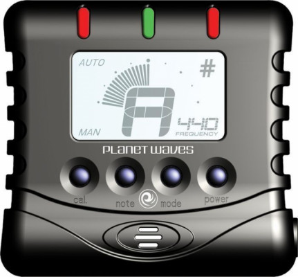 Universal II Chromatic Tuner - Planet Waves - Afinador