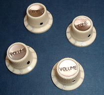 Knobs Hofner cream