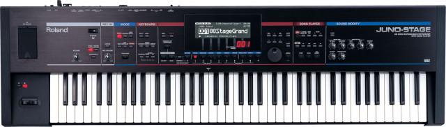 vendo sintetizador roland juno stage