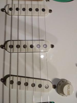 Golpeador completo Fender Stratocaster American standard
