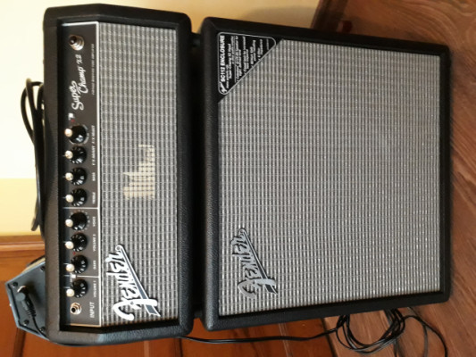 Fender Superchamp X2 Cabezal por 2x12