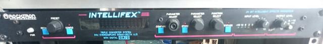 módulo Rocktron + controlador midi