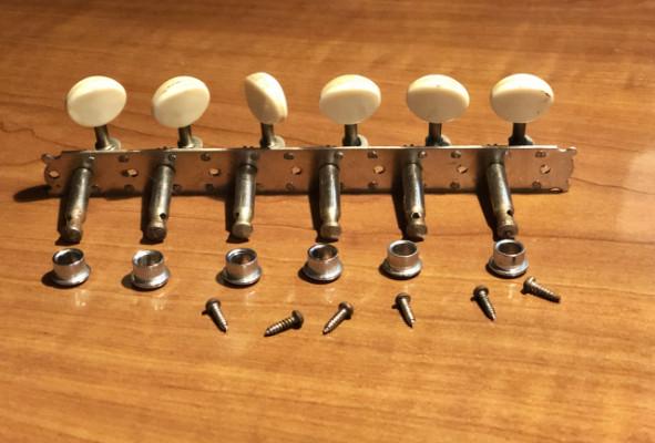 Guitar Tunes Vintage Teisco Kawai