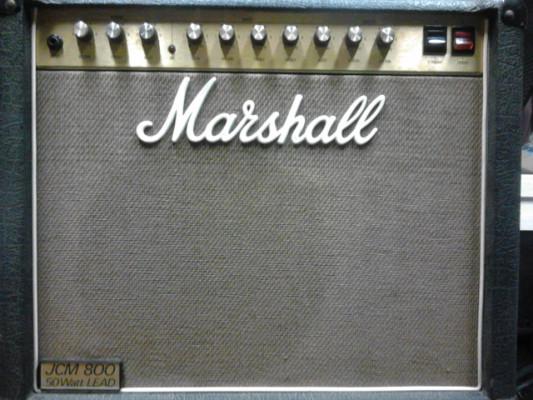 combo marshall jcm 800 4210 50w lead