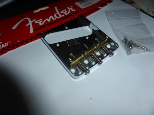 Puente Telecaster USA original Fender..