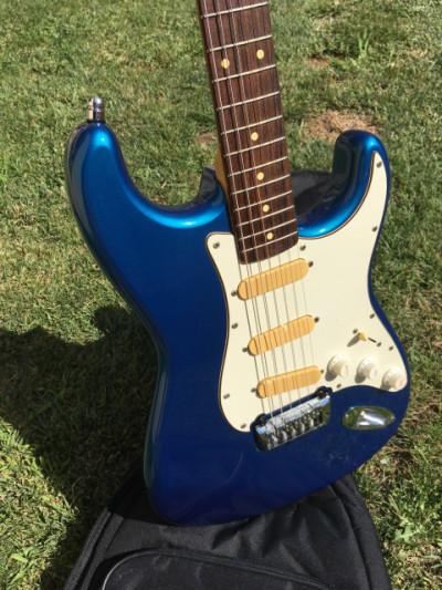 Fenix stratocaster pre lawsuit 80s