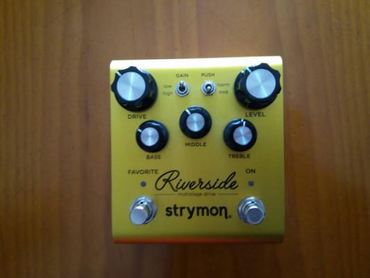 Overdrive Strymon Riverside