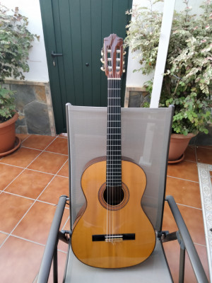 Guitarra clásica Alhambra 7P