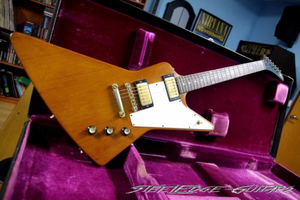 Gibson Explorer 1976 Original