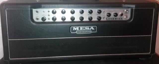 Cabezal Mesa Boogie Lonestar 100W + Pantalla 2x12 Mesa Boogie Rectifier Tra