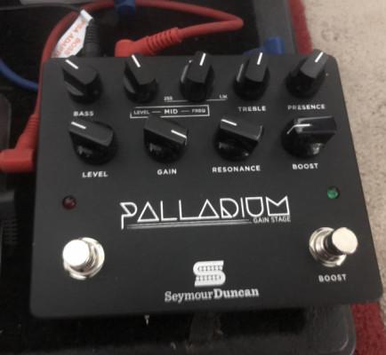 Seymour Duncan Palladium Gain Stage BK