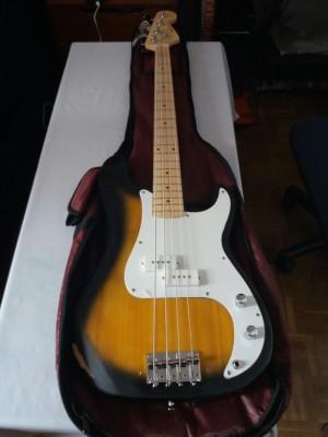 Vendo P Bass baratuno
