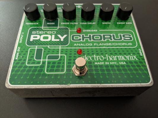 Poly Chorus Electro-harmonix