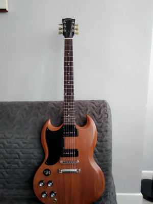 Gibson SG Special 60's Tribute 2011 zurda (VENDIDA)