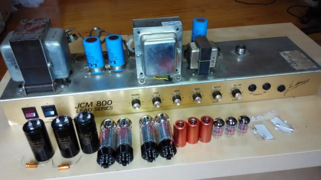 Ajuste y reparación de guitarras,bajos, amplis,etapas,etc...