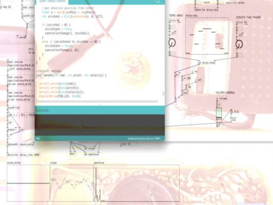 Diseño Sonoro con Arduino y Pure Data