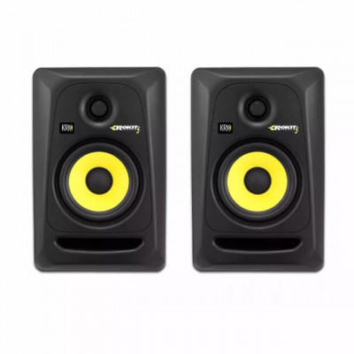 2 monitores KRK RP5 RoKit G3