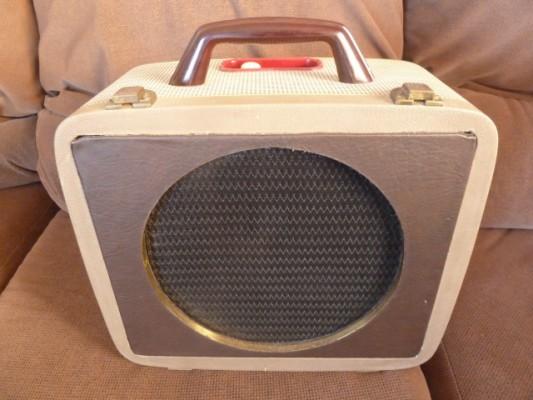 Amplificador de Válvulas de 5 w. tipo Vox