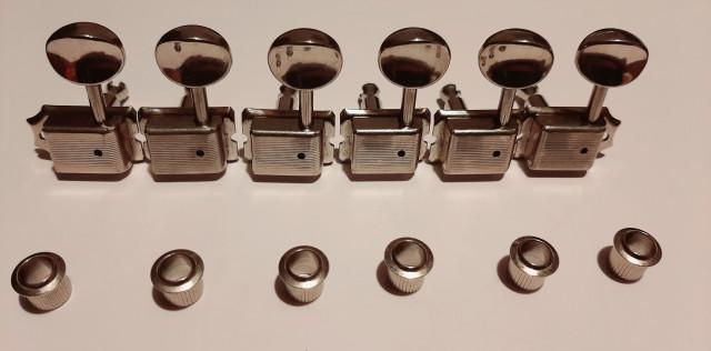 Tuners Vintage left handed/ Clavijas Vintage Zurdo