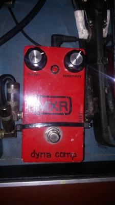 Vendo Clon MXR Dyna Comp